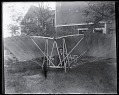 View Early Boston Area Aviation Photography digital asset: Santos-Dumont 20 Demoiselle Type, American Homebuilt Version