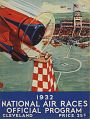 View 1932 National Air Races  (Cleveland), Official Program digital asset number 2