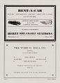 View 1932 National Air Races  (Cleveland), Official Program digital asset number 3