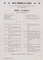 View 1946 National Air Races (Cleveland), Official Directory and Log digital asset number 3