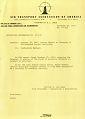 View Air Transport Association of America (ATA), Memoranda digital asset number 8