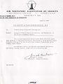 View Air Transport Association of America (ATA), Memoranda digital asset number 6