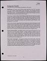 View STS-76 Earth Observations Training Manual [KidSat], (folder 2 of 2) digital asset number 1