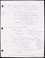 View Miscellaneous Ride Handwritten Speech Notes, (folder 1 of 3) digital asset number 1