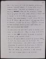 View Miscellaneous Ride Handwritten Speech Notes, (folder 1 of 3) digital asset number 10