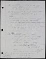 View Miscellaneous Ride Handwritten Speech Notes, (folder 2 of 3) digital asset number 1