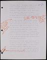 View Ride's Notes for Speeches Regarding Shuttle Flights digital asset number 1