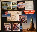 View William John Eck: First Pan American Airlines Transatlantic Flight Scrapbook digital asset number 1