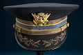 View Cap, Dress, United States Army Air Corps, Gen. Ira Eaker digital asset number 3