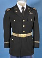 View Coat, Dress, United States Army Air Corps digital asset number 12