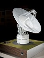 View Model, Deep Space Network Antenna, 1:140 scale digital asset number 5
