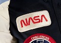 View Crew Shirt, In-Flight Suit, Shuttle, Sally Ride, STS-7 digital asset number 3