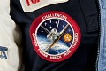View Crew Shirt, In-Flight Suit, Shuttle, Sally Ride, STS-7 digital asset number 2