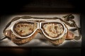 View Goggles, Flying, United States Navy, Cdm. Albert Read, NC-4 digital asset number 1