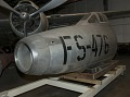 View Republic XP-84 Thunderjet Forward Fuselage digital asset number 5
