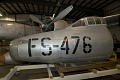View Republic XP-84 Thunderjet Forward Fuselage digital asset number 3