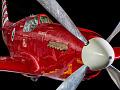 "View North American P-51C, ""Excalibur III"" digital asset number 3"