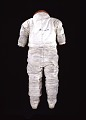 View Pressure Suit, A7-LB, Schmitt, Apollo 17, Flown digital asset number 2