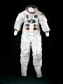 View Pressure Suit, A7-L, Aldrin, Apollo 11, Flown digital asset number 0
