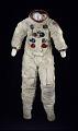 View Pressure Suit, A7-L, Aldrin, Apollo 11, Flown digital asset number 6