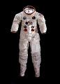 View Pressure Suit, A7-L, Armstrong, Apollo 11, Flown digital asset number 35
