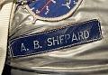 View Pressure Suit, Mercury, Shepard, MR-3, Flown digital asset number 7