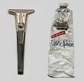 View Razor and Shaving Cream, Apollo 11 digital asset number 2