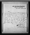 View Records of the Texas Field Offices of the Bureau of Refugees, Freedmen, and Abandoned Lands, 1865–1870 digital asset: M1912-Representative-Image