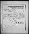 View Letters Received by the Assistant Quartermaster digital asset number 5
