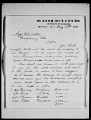 View Records of the Field Offices for the State of Alabama, Bureau of Refugees, Freedmen, and Abandoned Lands, 1865–1872 digital asset: M1900-Representative-Image