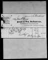 View Bills for Books and Suplies Purchased by the Superintendent of Education and by Teachers digital asset number 5