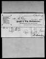 View Bills for Books and Suplies Purchased by the Superintendent of Education and by Teachers digital asset number 7