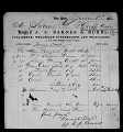 View Unregistered Letters and Telegrams Received digital asset number 1