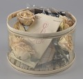 View Hat box filled with tools and materials from Mae's Millinery Shop digital asset number 23
