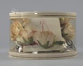 View Hat box filled with tools and materials from Mae's Millinery Shop digital asset number 24