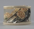 View Hat box filled with tools and materials from Mae's Millinery Shop digital asset number 25