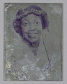 View Printing plate of Gwendolyn Brooks used by The Chicago Defender digital asset number 0
