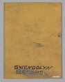 View Printing plate of Gwendolyn Brooks used by The Chicago Defender digital asset number 1