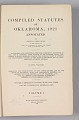 View <I>Compiled Statutes of Oklahoma, 1921, Vol. 1</I> digital asset number 2