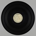 View Laquer disc of Billie Holiday master recordings digital asset number 0