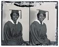 View Studio Portrait of a Graduate, Studio Portrait of a Graduate, Diptych digital asset number 0