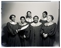 View Indoor Group Shot of Six Women, Spiritual Fire Singers digital asset number 0