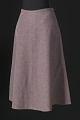 View Lavender tweed skirt designed by Arthur McGee digital asset number 0