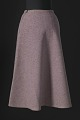 View Lavender tweed skirt designed by Arthur McGee digital asset number 1