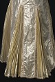 View Gold lamé strapless dress designed by Peter Davy digital asset number 3