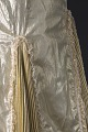 View Gold lamé strapless dress designed by Peter Davy digital asset number 5