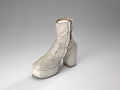 View Costume boots for the Wizard in The Wiz on Broadway, worn by Carl Hall digital asset number 3