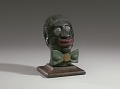 View Bust in the form of a caricatured man wearing a watermelon bow tie digital asset number 1