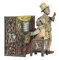 """View Tin windup toy of """"Ham and Sam The Minstrel Team"""" digital asset number 1"""