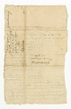View Ledger of supply costs for eleven Revolutionary War soldiers digital asset number 1